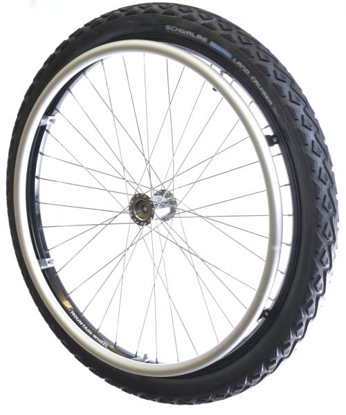 Mountain-Wheel Komplettsatz 24x1,9