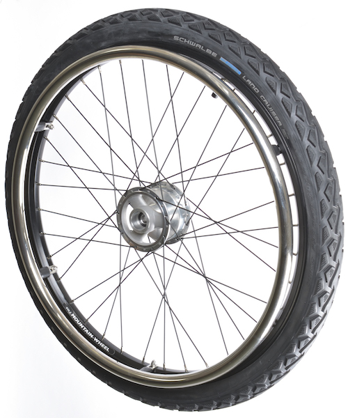Mountain-Wheel TRB