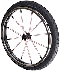 Twinstar Cross Mountain Wheel