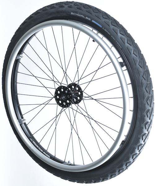 Mountainwheel High­Speed Hub