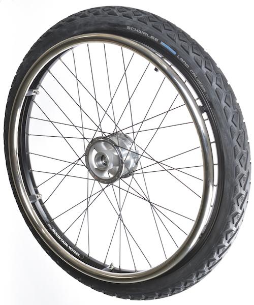Mountain-Wheel TRB