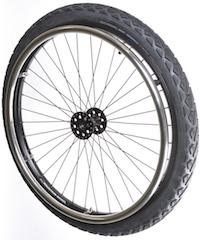 Mountain-Wheel Hochflanschnabe