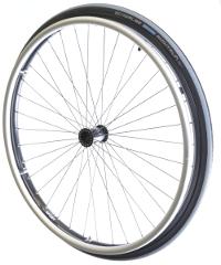 Sport-Laufrad Alu Komplettsatz 26x1