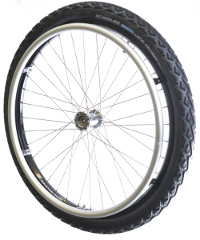 Mountain-Wheel Complete Set 24x1,9 a
