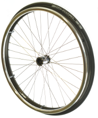 Sports-Wheel Stainless Complete Set 24x1