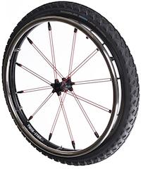 Twinstar Cross Mountain Wheel
